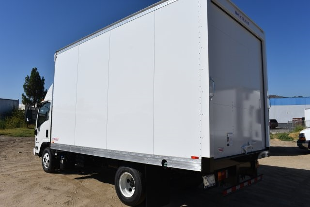 2017 LCF 4500 Regular Cab 4x2,  American Truck Bodies Straight Box #M17485 - photo 3