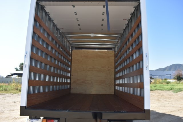 2017 LCF 4500 Regular Cab 4x2,  American Truck Bodies Straight Box #M17485 - photo 9