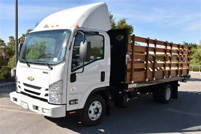 2017 LCF 4500 Regular Cab 4x2,  American Truck Bodies Flat/Stake Bed #M17485 - photo 5