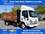 2017 LCF 4500 Regular Cab 4x2,  American Truck Bodies Flat/Stake Bed #M17485 - photo 1