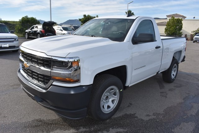 2017 Silverado 1500 Regular Cab, Pickup #M17503 - photo 5