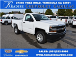 2017 Silverado 1500 Regular Cab, Pickup #M17503 - photo 1