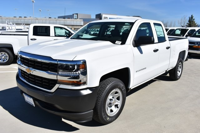 2017 Silverado 1500 Double Cab, Pickup #M17512 - photo 5