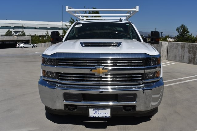 2017 Silverado 3500 Crew Cab, Harbor Utility #M17540 - photo 4