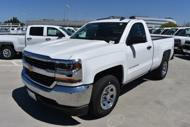 2017 Silverado 1500 Regular Cab Pickup #M17559 - photo 4