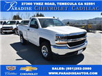 2017 Silverado 1500 Regular Cab Pickup #M17559 - photo 1