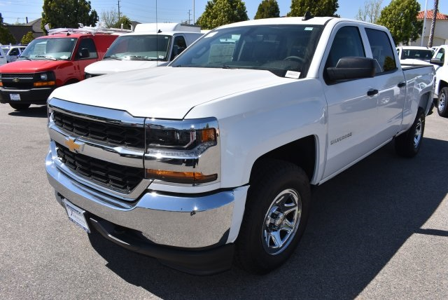 2017 Silverado 1500 Crew Cab 4x4,  Pickup #M17560 - photo 5