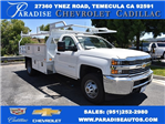 2017 Silverado 3500 Regular Cab, Knapheide Contractor Body #M17593 - photo 1
