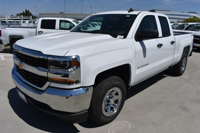 2017 Silverado 1500 Double Cab 4x4, Pickup #M17594 - photo 5