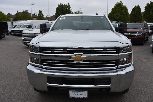 2017 Silverado 2500 Crew Cab, Harbor Utility #M17597 - photo 4