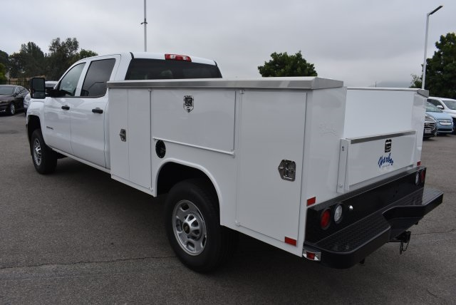 2017 Silverado 2500 Crew Cab, Harbor Utility #M17597 - photo 7
