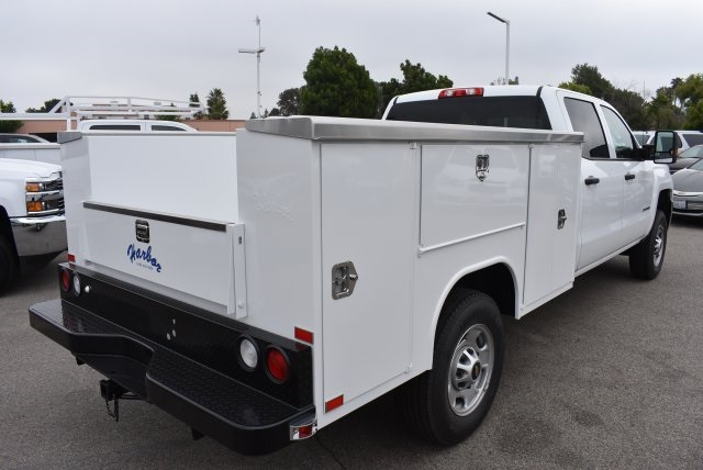 2017 Silverado 2500 Crew Cab, Harbor Utility #M17597 - photo 2