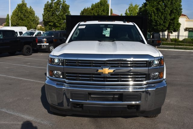 2017 Silverado 3500 Regular Cab, Knapheide Landscape Dump #M17598 - photo 4