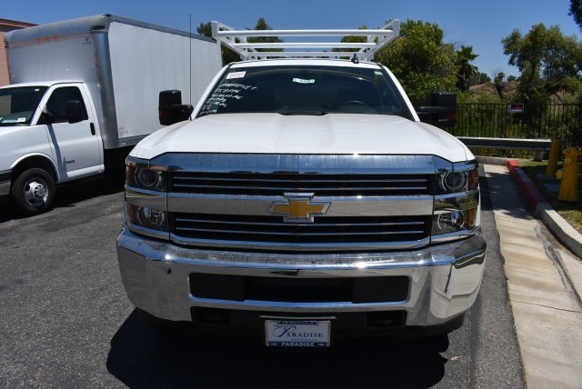 2017 Silverado 3500 Crew Cab, Royal Utility #M17617 - photo 3