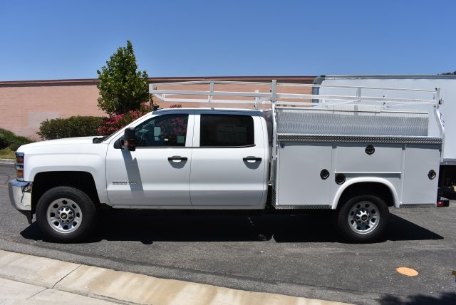 2017 Silverado 3500 Crew Cab, Royal Utility #M17617 - photo 5