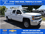 2017 Silverado 3500 Crew Cab, Royal Utility #M17617 - photo 1