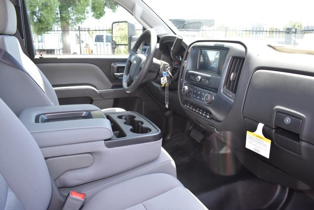 2017 Silverado 3500 Regular Cab, Harbor Combo Body #M17620 - photo 16