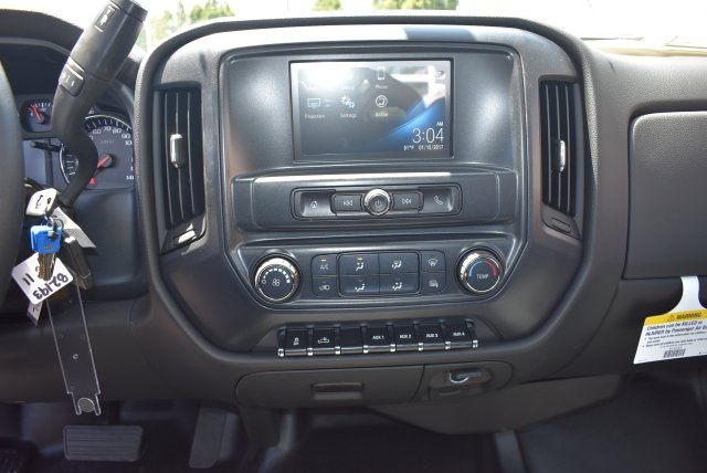 2017 Silverado 3500 Regular Cab, Harbor Combo Body #M17620 - photo 22