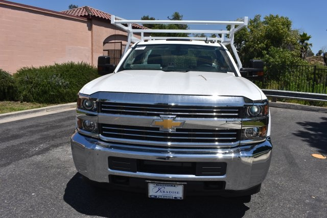 2017 Silverado 3500 Regular Cab, Harbor Combo Body #M17620 - photo 4