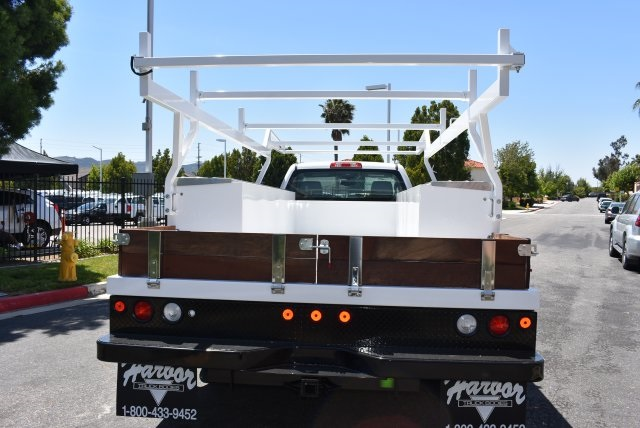 2017 Silverado 3500 Regular Cab, Harbor Combo Body #M17620 - photo 8