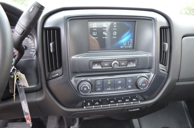 2017 Silverado 3500 Regular Cab, Royal Utility #M17621 - photo 21