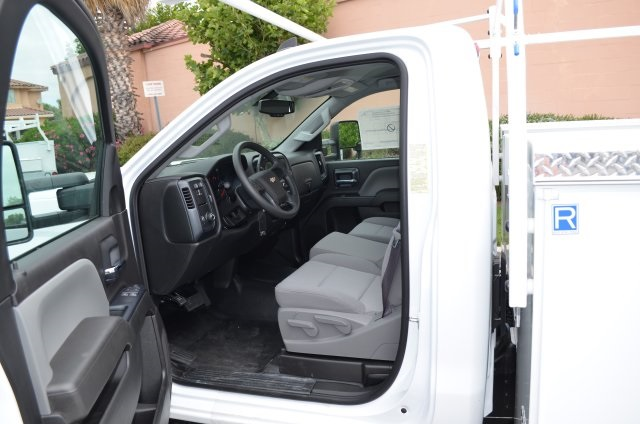2017 Silverado 3500 Regular Cab, Royal Utility #M17621 - photo 29