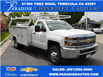 2017 Silverado 3500 Regular Cab, Royal Utility #M17621 - photo 1