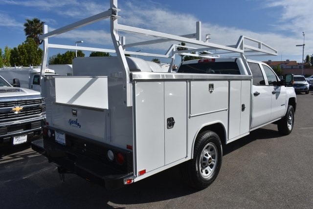 2017 Silverado 3500 Crew Cab, Harbor Utility #M17624 - photo 2