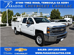 2017 Silverado 3500 Crew Cab, Harbor Utility #M17624 - photo 1