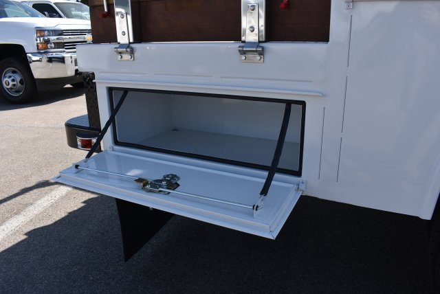 2017 Silverado 3500 Regular Cab, Harbor Combo Body #M17627 - photo 14