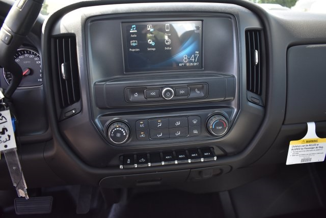 2017 Silverado 3500 Regular Cab, Harbor Combo Body #M17627 - photo 22