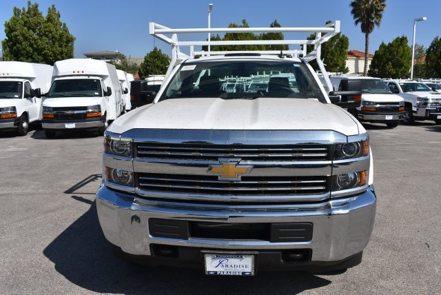2017 Silverado 3500 Regular Cab, Harbor Combo Body #M17627 - photo 4