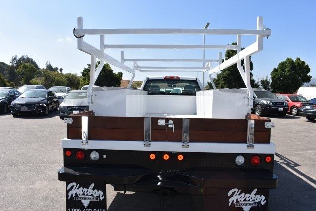 2017 Silverado 3500 Regular Cab, Harbor Combo Body #M17627 - photo 8