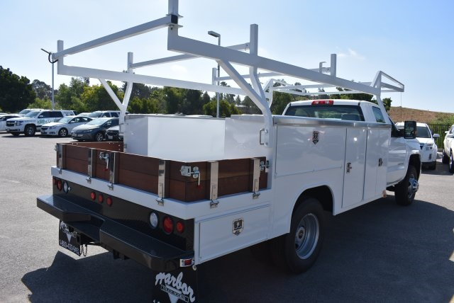2017 Silverado 3500 Regular Cab, Harbor Combo Body #M17627 - photo 2