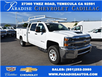 2017 Silverado 3500 Crew Cab, Harbor Utility #M17636 - photo 1