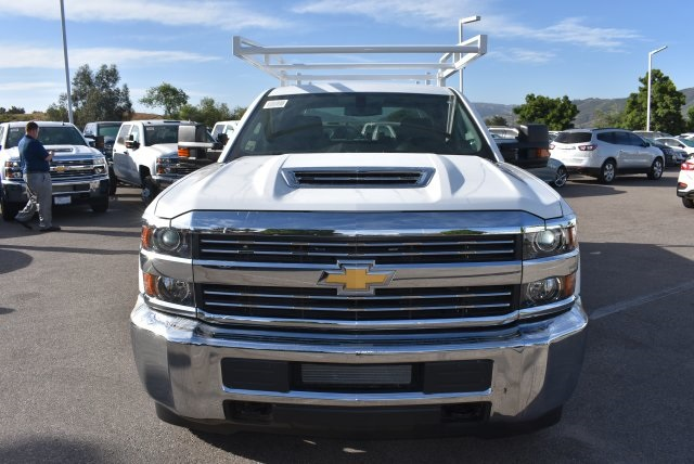 2017 Silverado 3500 Crew Cab, Harbor Utility #M17637 - photo 4