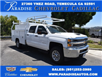 2017 Silverado 3500 Crew Cab, Harbor Utility #M17638 - photo 1
