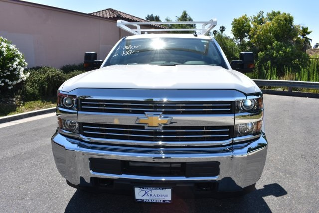 2017 Silverado 2500 Double Cab, Scelzi Utility #M17646 - photo 3