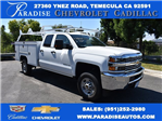 2017 Silverado 2500 Double Cab, Scelzi Utility #M17646 - photo 1