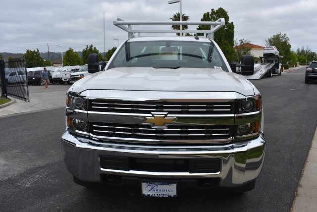 2017 Silverado 2500 Regular Cab, Knapheide Utility #M17648 - photo 4