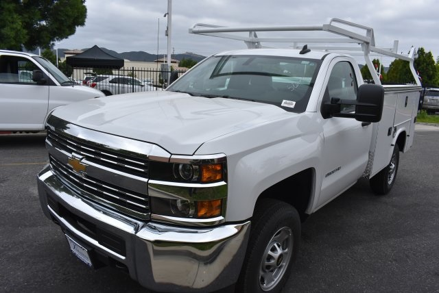 2017 Silverado 2500 Regular Cab, Knapheide Utility #M17648 - photo 5
