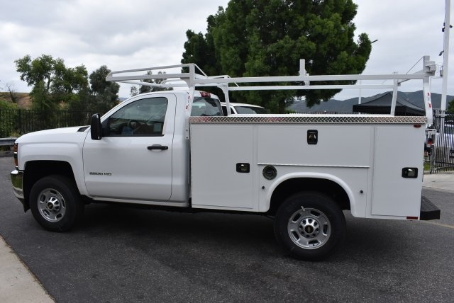 2017 Silverado 2500 Regular Cab, Knapheide Utility #M17648 - photo 6