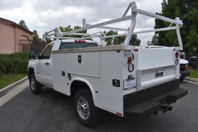 2017 Silverado 2500 Regular Cab, Knapheide Utility #M17648 - photo 7