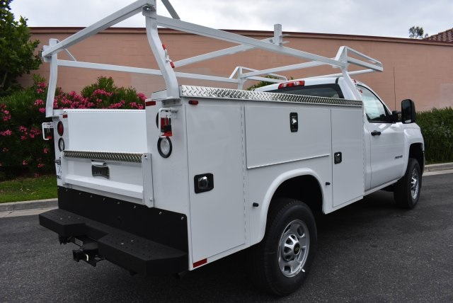 2017 Silverado 2500 Regular Cab, Knapheide Utility #M17648 - photo 2