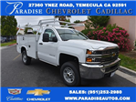 2017 Silverado 2500 Regular Cab, Knapheide Utility #M17648 - photo 1