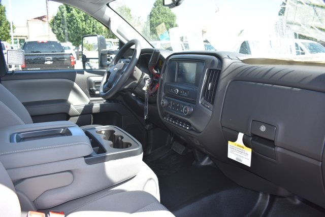 2017 Silverado 3500 Regular Cab, Ironside Landscape Dump #M17658 - photo 17