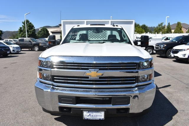 2017 Silverado 3500 Regular Cab, Ironside Landscape Dump #M17658 - photo 4