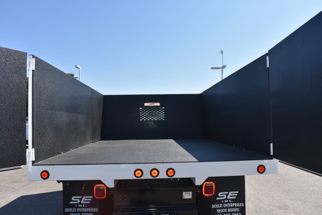 2017 Silverado 3500 Regular Cab, Ironside Landscape Dump #M17662 - photo 11