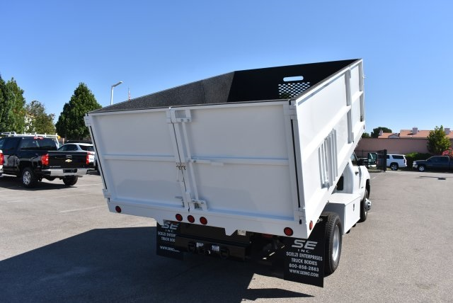 2017 Silverado 3500 Regular Cab, Ironside Landscape Dump #M17662 - photo 16