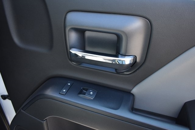 2017 Silverado 3500 Regular Cab, Ironside Landscape Dump #M17662 - photo 18